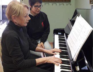 Maria Jose i Aida Piano